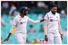 सिराज की समझदारी का कायल हुआ ऑस्ट्रेलियाई गेंदबाज, कहा-शुरू किया नया चलन