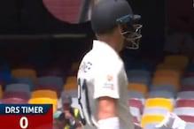चौथे टेस्ट में मैदान पर बेईमानी! टाइम आउट के बाद वॉर्नर को दिया गया रिव्यू