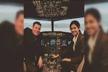 PHOTOS: स्वतंत्रता सेनानी की पोती बनी जालंधर की पहली प्रोफेशनल पायलट