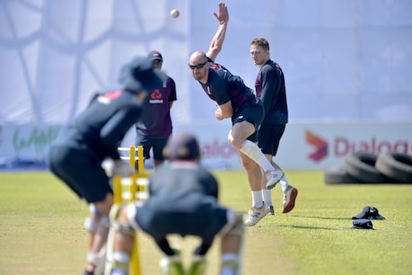 जैक लीच भारत के लिए खतरा बन सकते हैं (फोटो क्रेडिट: समरसेट क्रिकेट)