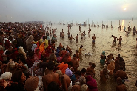 A roadmap has also been prepared to keep the crowd under control during Kumbh.  (File photo)