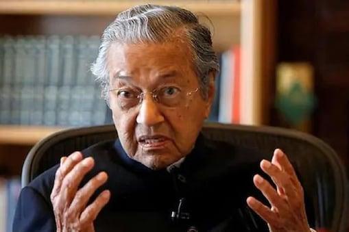 मलेशिया के पूर्व प्रधानमंत्री महाथिर मोहम्मद (फोटो सौ. रॉयटर्स)