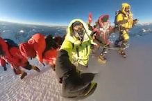 Video: ठंड में नेपाली पर्वतारोहियों ने बनाया रिकॉर्ड, K2 पर्वत को किया फतह