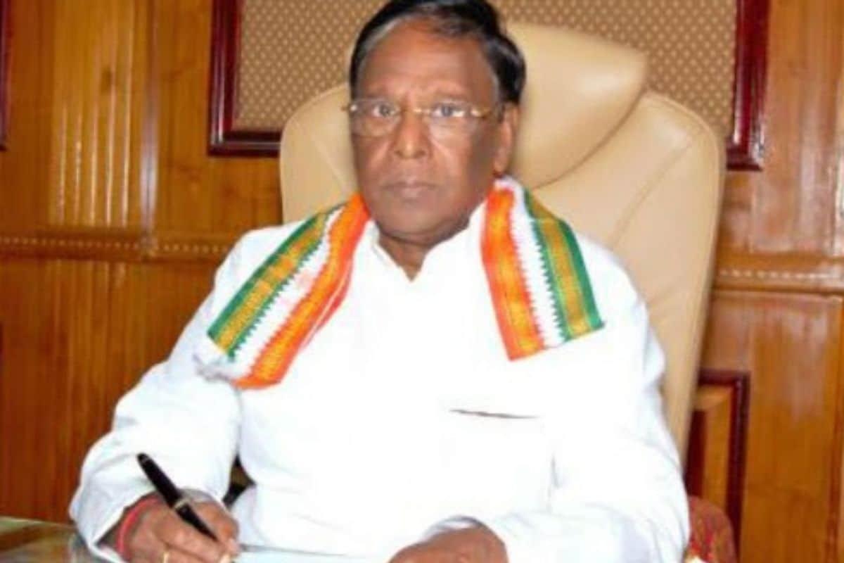 पुडुचेरी में लगाया गया राष्ट्रपति शासन, नारायणसामी नहीं साबित कर पाए बहुमत थे