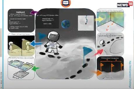 Student's team created app.