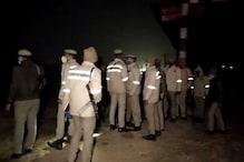 प्रतापगढ़: 90 लाख की डकैती में शामिल बदमाशों की पुलिस से मुठभेड़