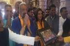 Chittorgarh News: सुपरस्टार संजय दत्त बहन प्रिया दत्त संग सांवलिया सेठ के दरबार में टेका मत्था, PHOTOS