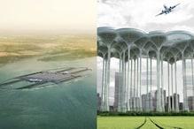 OMG: तो भविष्य में इतने आलीशान होंगे एयरपोर्ट, डिजाइन देख चौंधिया जाएंगी आंखें