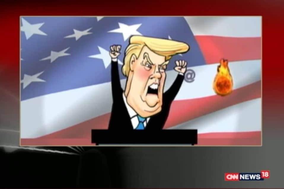 us violence, trump twitter account, trump facebook account, trump youtube video, US violence, nuisance in America, trump twitter account, trump facebook account