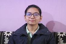 नेवल ऑफिसर पिता के निधन के बाद महू की बेटी ऐश्वर्या बनेंगी फ्लाइंग अफसर