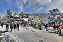 बर्फ'भारी के बाद खिली धूप, पूरे हिमाचल में पारा 10 डिग्री से नीचे, 650 रोड बंद