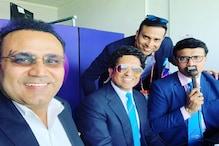 डेब्यू मैच में सचिन-सहवाग, द्रविड़ को किया था आउट, अब लिया संन्यास