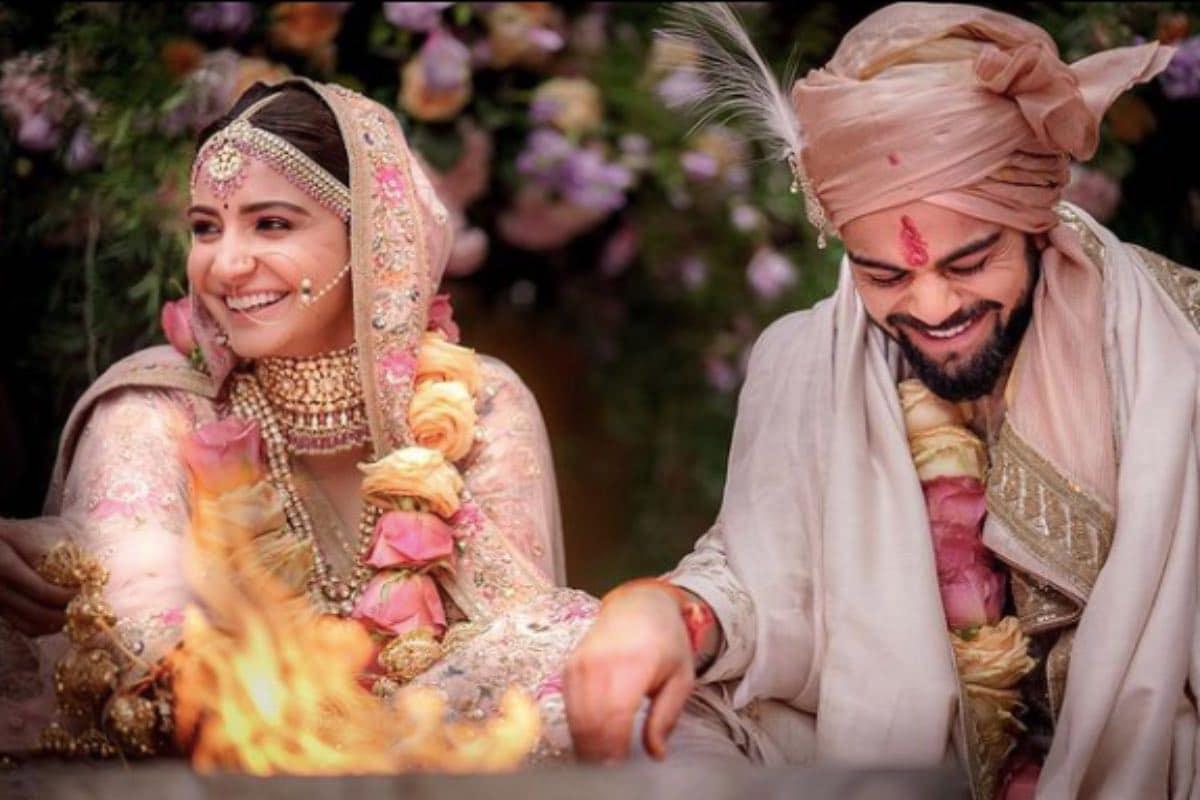 अनुष्का शर्मा और विराट कोहली ने रखे थे नकली नाम, लीक नहीं होने दी थी शादी की खबर