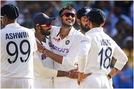 IND vs ENG: अक्षर पटेल ने तीसरे टेस्ट मैच में 11 विकेट झटके (PIC: PTI)