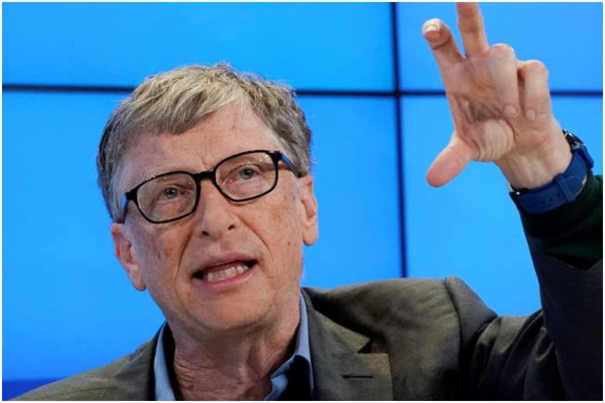 बिल गेट्स ने बताया कि क्यों नहीं करते अप्पल iPhone का इस्तेमाल!  पांडा फोन फेवरेट है