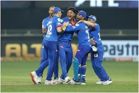 IPL 2021 की लीग स्टेज मुंबई और प्लेऑफ अहमदाबाद में होंगे?.  (DC/Twitter)