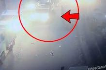 Video : वर्दीधारी ने किसान से छीने दो लाख दस हजार रुपये, CCTV में कैद