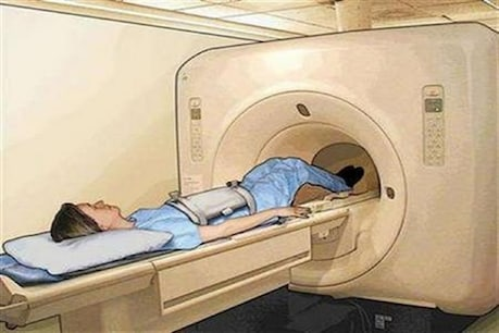 Through MRI technology it helps to scan the whole body.  (Reuters photo)