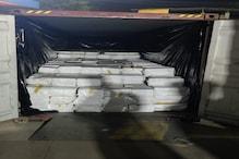 मुंबई में DRI की कार्रवाई, न्हावा शेवा बंदरगाह से 5 करोड़ की विदेशी सिगरेट
