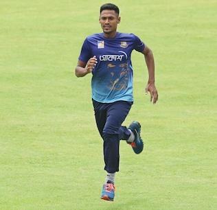 बांग्लादेश के तेज गेंदबाज मुस्तफिजुर रहमान आईपीएल 2020 में नहीं खेले थे, क्योंकि बोर्ड ने उन्हें एनओसी नहीं दिया था. (Mustafizur Rahman/Instagram)