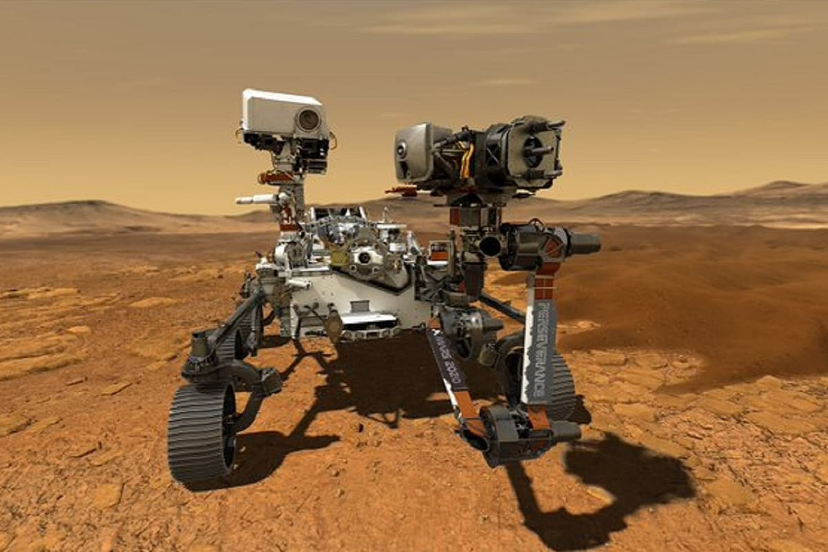 Mars, NASA, perseverance Rover, Ingenuity, helicopter, historic flight,