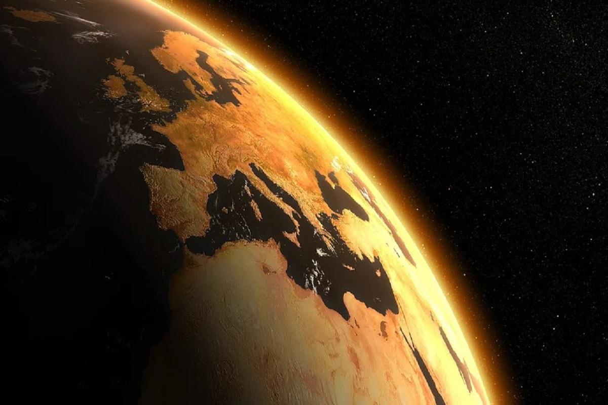 NASA, Earth, exoplanet, Atmosphere, Volcanism, GJ 1132 b, Rocky Planet, Hubble Telescope,