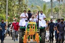 कृषि कानूनों को लेकर केंद्र पर बरसे राहुल, कहा- खेती का संबंध 'भारत माता' से