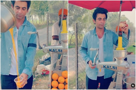Sunil Grover is known for his tremendous comic timing.  (Instagram @SunilGrover)