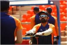 IND vs ENG: टीम इंडिया ने मोटेरा में स्विंग होती पिंक बॉल से की प्रैक्टिस