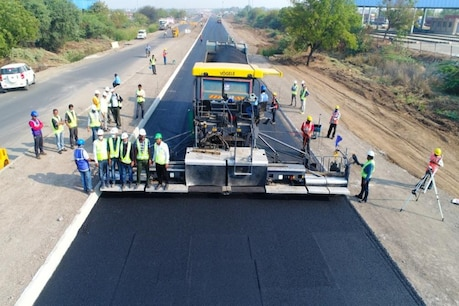 World Record : NHAI sets world record, 25.54km road in just this hour,  learn everything