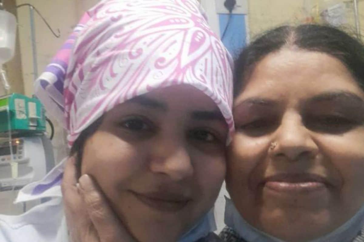Shikha Malhotra, Shikha Malhotra worked as Nurse, Shikha Malhotra worked for covid patient, Social Media, Shikha Malhotra talks about her ups and downs, Social Media, News18, Network 18, शिखा मल्होत्रा, शिखा मल्होत्रा ने सुनाई आपबीती, एक्ट्रेस से नर्स बनीं शिखा मल्होत्रा