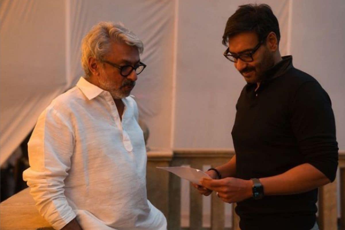 गंगूबाई काठियावाड़ी: 22 साल बाद संजय लीला भंसाली के साथ काम करेंगे अजय देवगन