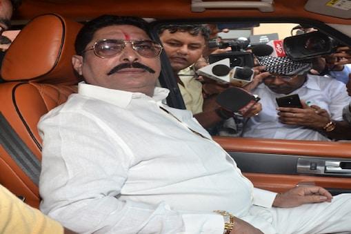 मोकामा विधायक अनंत सिंह बीमार (फाइल फोटो)