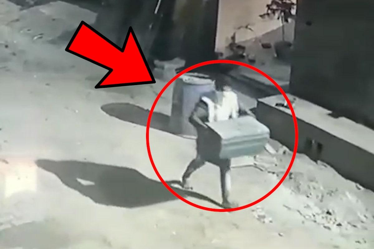 Video : शादी के लिए रखे 80 हजार रुपए नगद और जेवरात चोरी