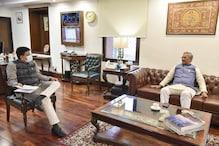 CM त्रिवेंद्र को मिली अच्छी खबर, रेल मंत्री ने इन प्रोजेक्ट्स को कहा 'OK'