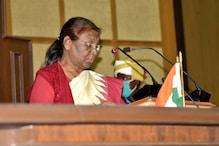 Jharkhand Assembly Budget Session: राज्यपाल बोलीं- सरकार का मूल मंत्र विकास