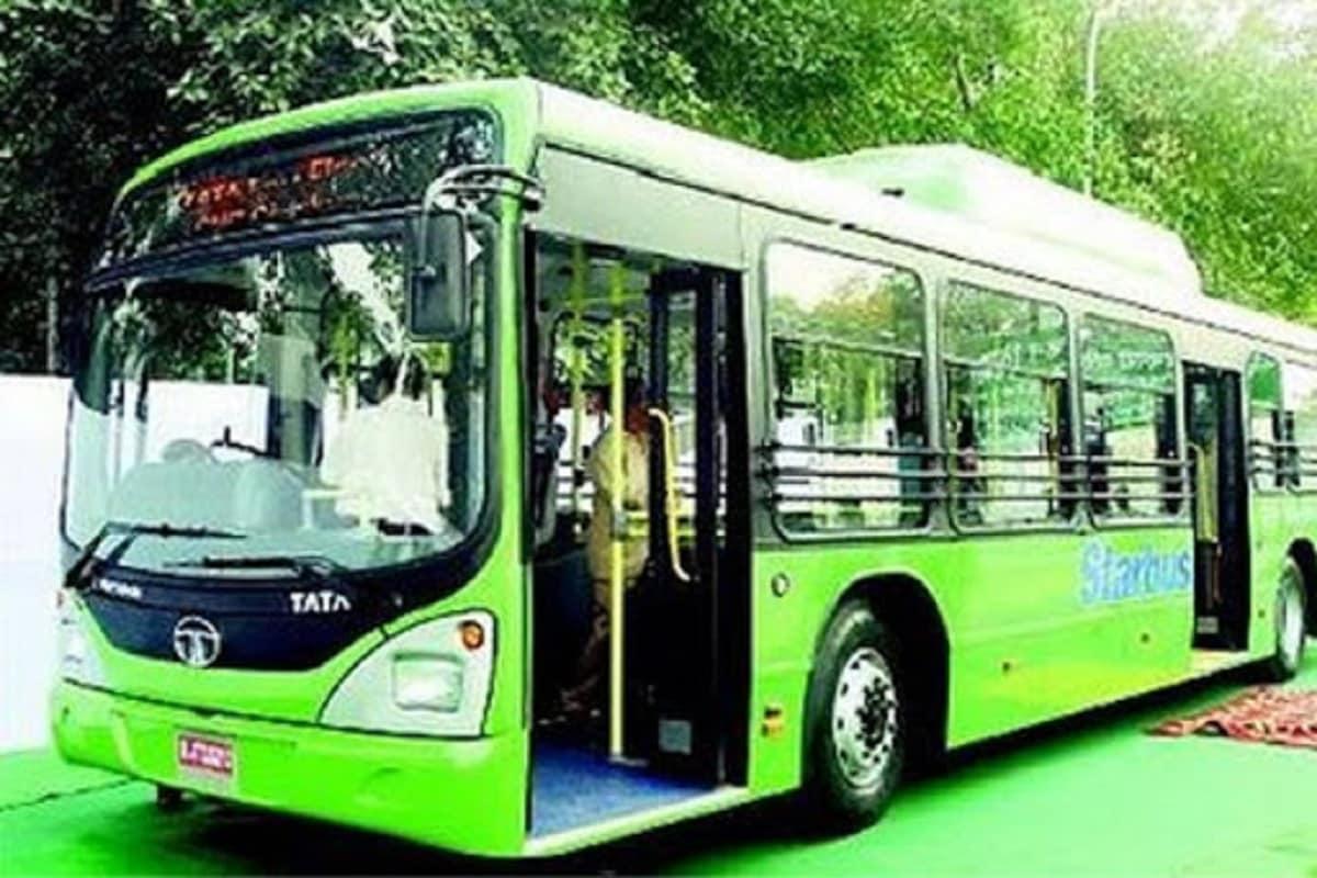 DTC, IGL, Delhi Government, Arvind Kejriwal, AAP Government, Delhi Transport Corporation, DTC, Public Transport, E-Buses, Cluster Buses, दिल्ली परिवहन निगम, डीटीसी बस, सीएनजी सप्लाई, आईजीएल के साथ समझौता, कैलाश गहलोत, दिल्ली सरकार