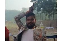 हर्ष फायर करता दिखा युवक, VIDEO वायरल होने पर पुलिस ने पिस्टल समेत दबोचा