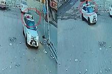 Video: टक्कर से कार की छत पर गिरा साइकिल सवार, शव को लेकर घूमता रहा ड्राइवर
