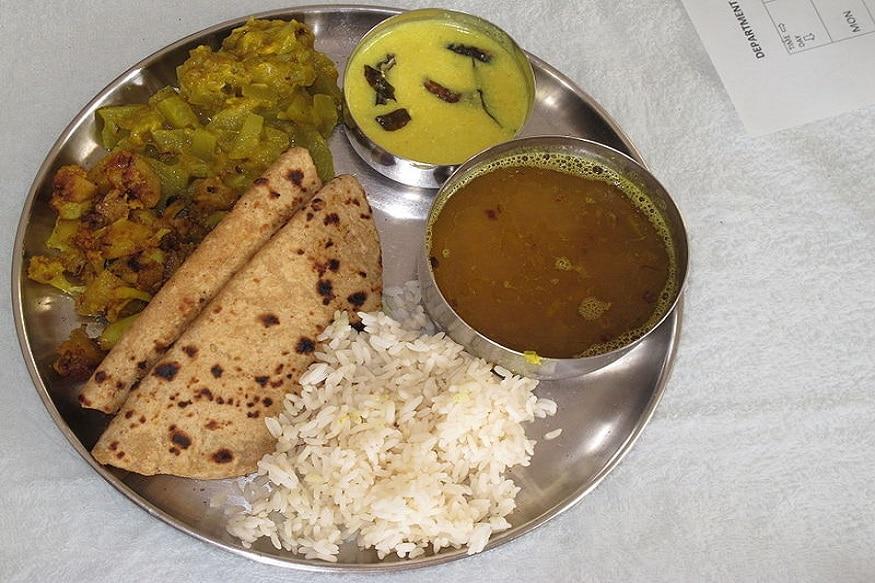 shyam rasoi 1 rupee meal