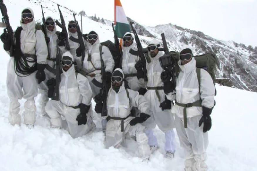 siachen glacier indian army