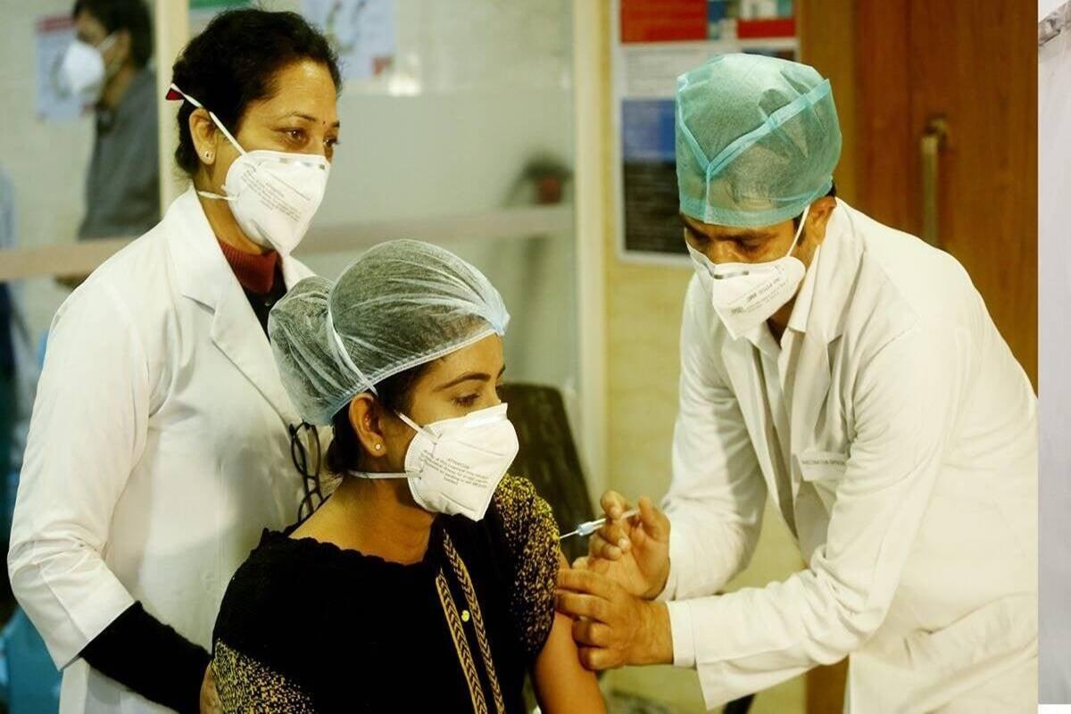 सरकारी अस्पताल में मुफ्त मिलेगी कोरोना वैक्सीन, 70% स्वास्थ्यकर्मियों को दी जा चुकी है दूसरी डोज