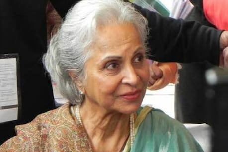Waheeda Rehman - an actress who has ruled the hearts of audiences for decades