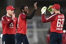 जोफ्रा आर्चर ने केले की तरह गेंद फेंककर लिया विकेट, देखता रह गया बल्लेबाज