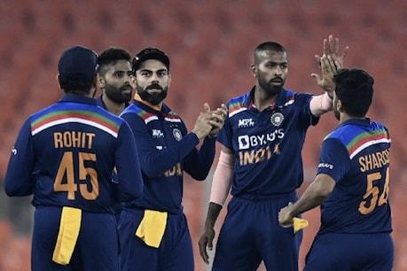 IND VS ENG: भारत ने जीता चौथा टी20, इंग्लैंड से सीरीज 2-2 से बराबर (फोटो-एएफपी)