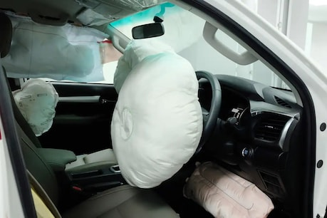 From April 1, there will be an airbag mandator for the driver and front seat passenger in the cars.