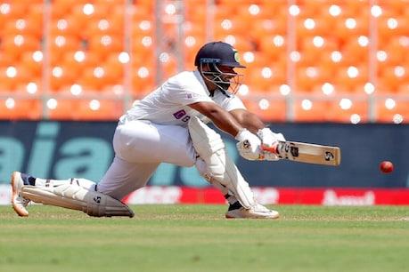 IND VS ENG: ऋषभ पंत ने एंडरसन की गेंद पर खेला गजब शॉट, हर कोई देखकर हैरान (फोटो-एपी)