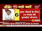 Chhattisgarh Budget 2021-22: CM Bhupesh Baghel ने पेश किया 97,106 करोड़ का बजट, जानें बड़ी बातें