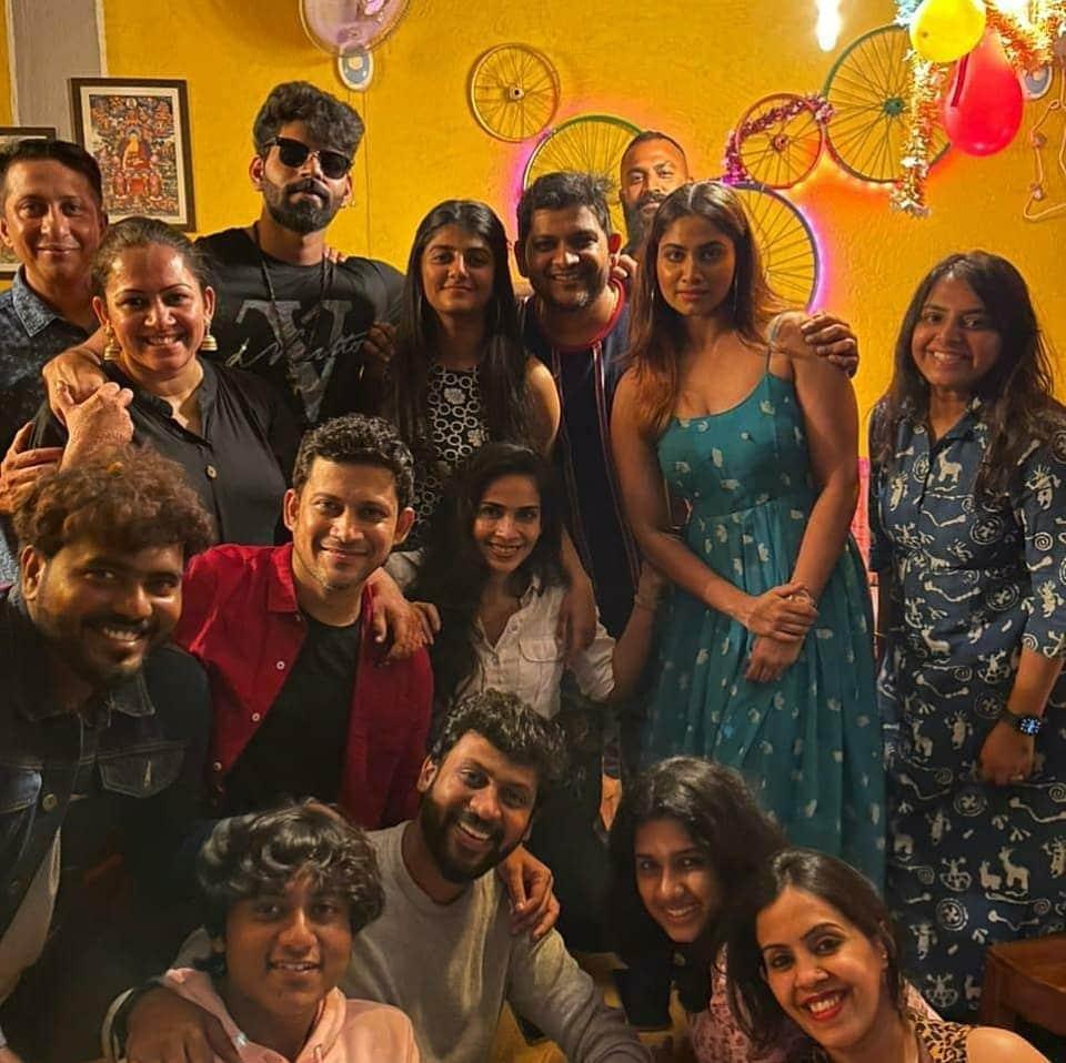 bigg boss som shekar birthday celebration, vijay tv bigg boss tamil 4