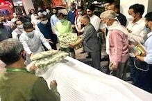 Ramswaroop Sharma Death: पैतृक गांव जलपेहड़ पहुंची दिवंगत सांसद की पार्थिव देह